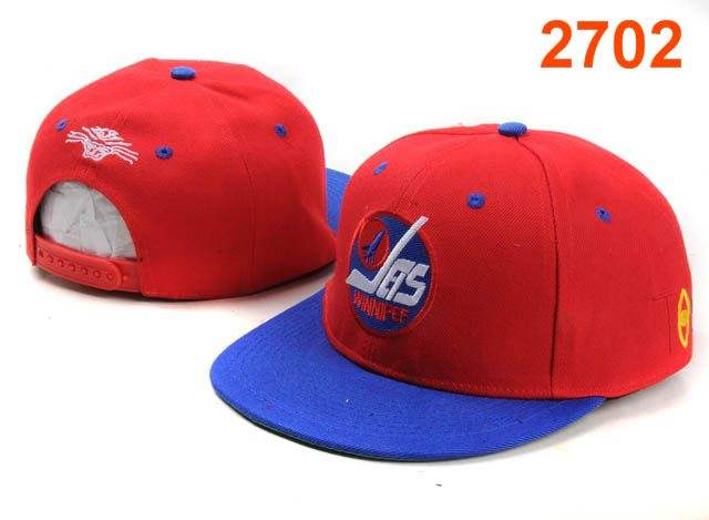 Washington Capitals TISA Snapback Hat PT15